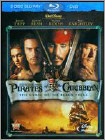 Pirates of the Caribbean: The Curse of the Black Pearl (Blu-ray Disc) (3 Disc) 2003