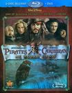 Pirates Of The Caribbean: At World's End [3 Discs] [blu-ray/dvd] 1980664