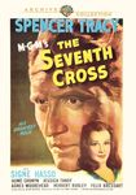The Seventh Cross (dvd) 19813555