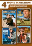 4 Movie Marathon: James Stewart Western Collection [2 Discs] (dvd) 19887352