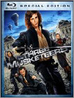 The Three Musketeers (Blu-ray Disc) (Eng/Spa) 2011