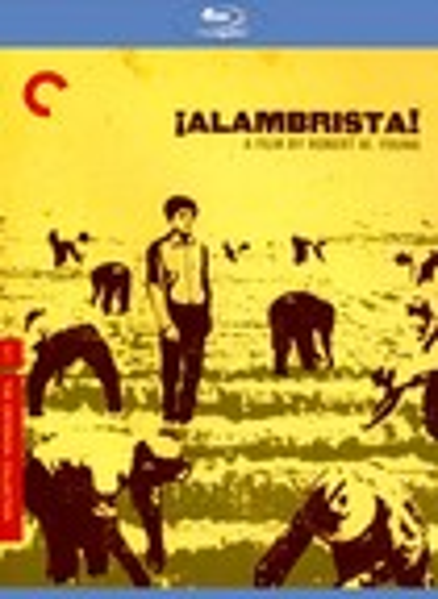 Alambrista! [criterion Collection] [blu-ray] 19890968