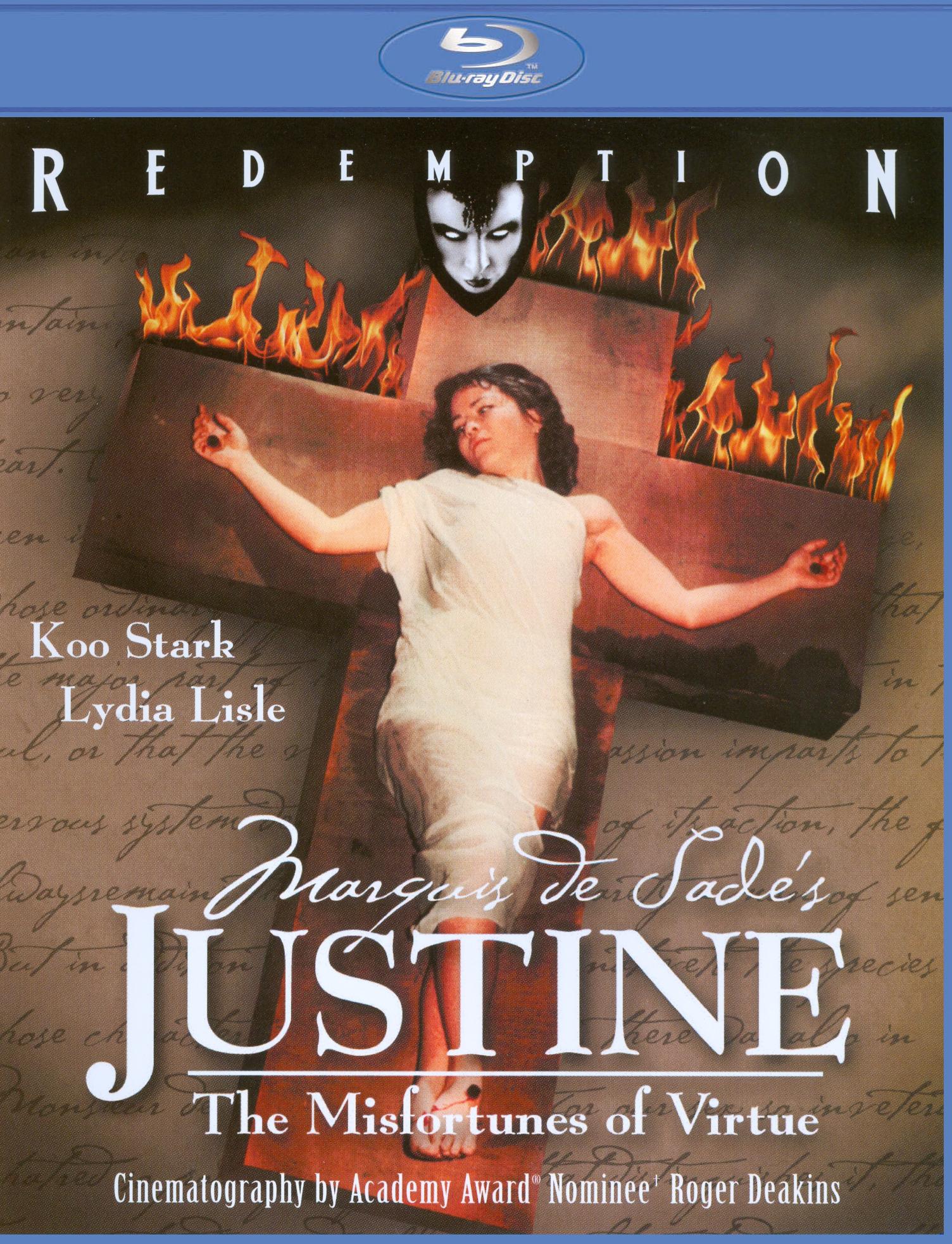 Marquis De Sade's Justine [blu-ray] 19926558