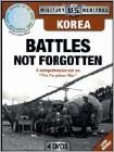 Korea: Battles Not Forgotten (4 Disc) (DVD)