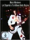 Led Zeppelin: Music Milestones - First Album Under Review (DVD) (Enhanced Widescreen for 16x9 TV) (Eng) 2012