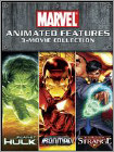 Marvel Animated Features 3-Movie Collection [2 Discs] (DVD) (Enhanced Widescreen for 16x9 TV) (Eng/Spa)