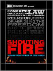 Shouting Fire: Stories From the Edge of Free Speech (DVD) 2008