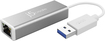 j5 create - USB 3.0-to-Gigabit Ethernet Adapter - Gray