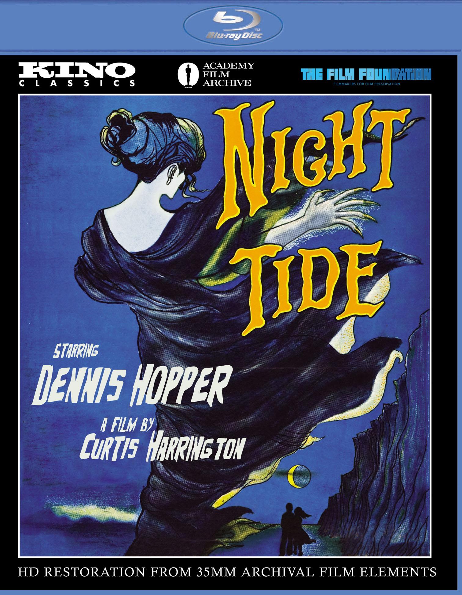 Night Tide [blu-ray] 20034351