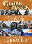 Globe Trekker: World War Ii In Europe/world War Ii In The Pacific (dvd) 20035299