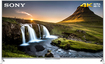 "Sony - 65"" Class (64.5"" Diag.) - LED - 2160p - Smart - 4K Ultra HD TV - Silver"