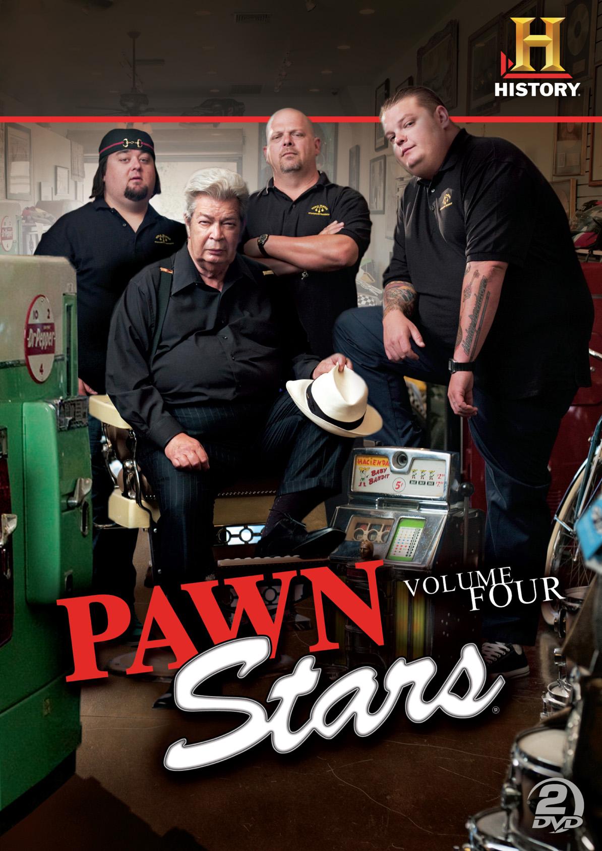 Pawn Stars, Vol. 4 [2 Discs] (dvd) 20052586