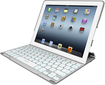 ZAGGkeys - PROfolio+ Keyboard Case for Apple® iPad® 2, iPad 3rd Generation and iPad with Retina - White