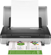 HP - Officejet 100 Wireless Printer - Gray/Black