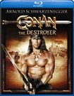 Conan The Destroyer [with Movie Cash] [blu-ray] 20072292