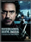 Sherlock Holmes: A Game of Shadows (DVD) (Enhanced Widescreen for 16x9 TV) (Eng/Fre/Spa) 2011