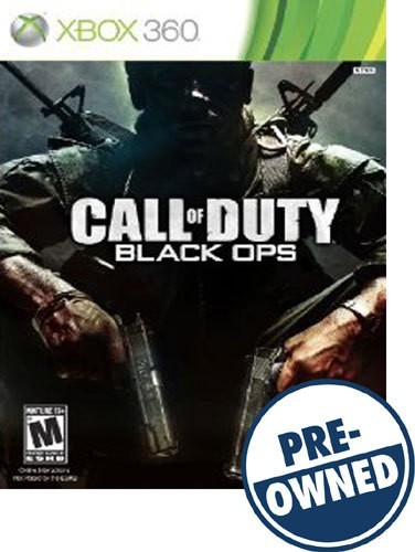 Call of Duty: Black Ops - PRE-Owned - Xbox 360
