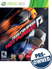 Need for Speed: Hot Pursuit — PRE-OWNED - Xbox 360