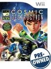 Ben 10 Ultimate Alien: Cosmic Destruction - Pre-owned - Nintendo Wii 2011356