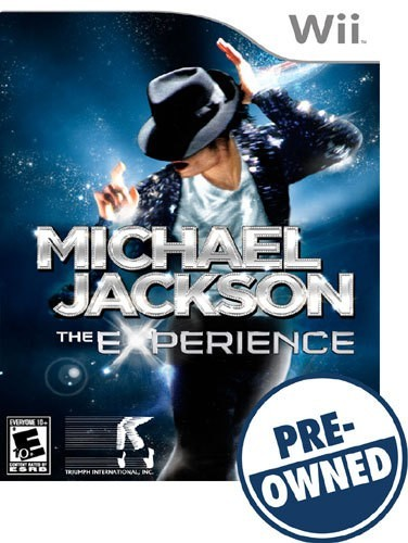 Michael Jackson: The Experience - PRE-Owned - Nintendo Wii