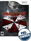 Resident Evil: The Umbrella Chronicles — PRE-OWNED - Nintendo Wii