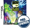 Ben 10: Alien Force - Pre-owned - Nintendo Ds 2012891