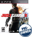 Just Cause 2 — PRE-OWNED - PlayStation 3