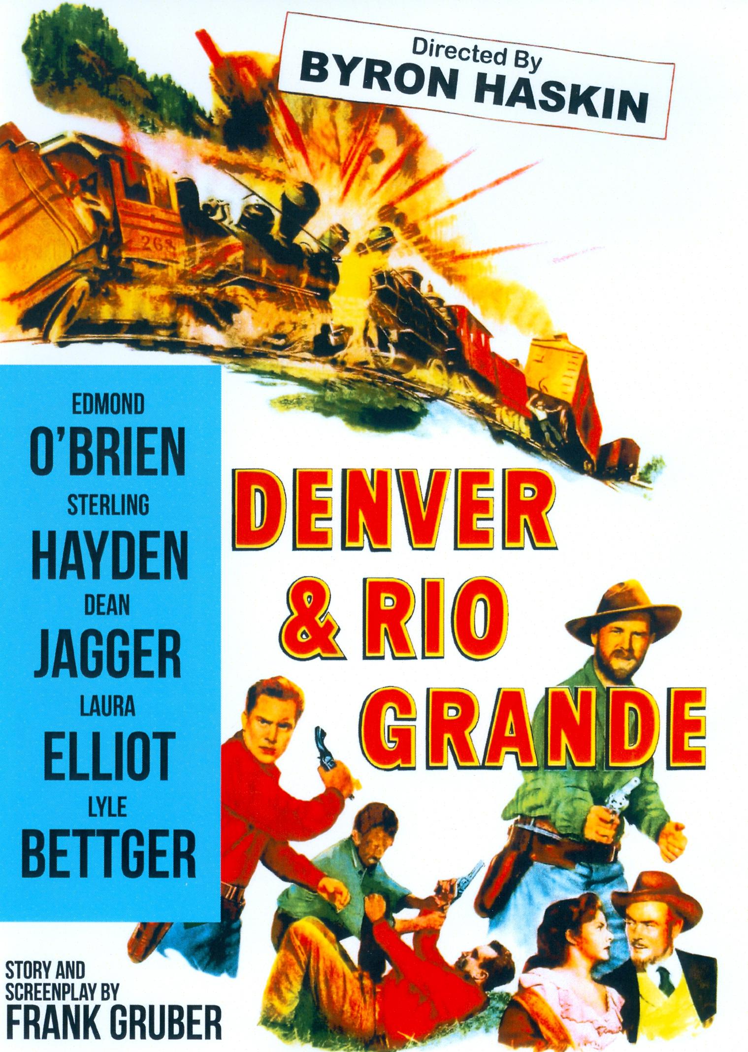 Denver & Rio Grande (dvd) 20143939