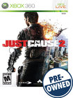 Just Cause 2 — PRE-OWNED - Xbox 360