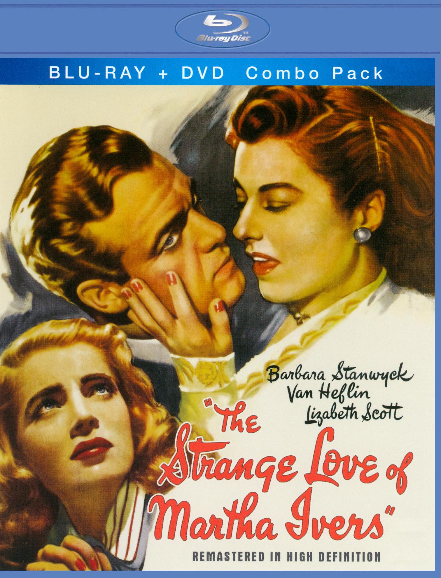 The Strange Love Of Martha Ivers [2 Discs] [blu-ray/dvd] 20152512