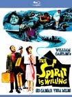The Spirit Is Willing [blu-ray] 20157869