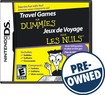 Click here for Travel Games For Dummies - Pre-owned - Nintendo Ds prices