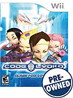 Code Lyoko: Quest for Infinity — PRE-OWNED - Nintendo Wii