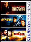 Marked for Death/Navy SEALs/The Siege [3 Discs] (DVD) (Enhanced Widescreen for 16x9 TV) (Eng/Fre/Spa)