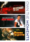 Mercenary For Justice/death Warrant/missing In Action [3 Discs] (dvd) 20174614