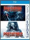 Predator/Predator 2 [Blu-ray] (Blu-ray Disc) (Enhanced Widescreen for 16x9 TV) (Eng/Fre/Spa)