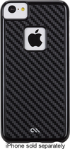 Case-Mate - Carbon Case for Apple® iPhone® 5c - Black