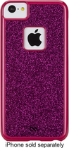 Case-Mate - Glimmer Case for Apple® iPhone® 5c - Pink