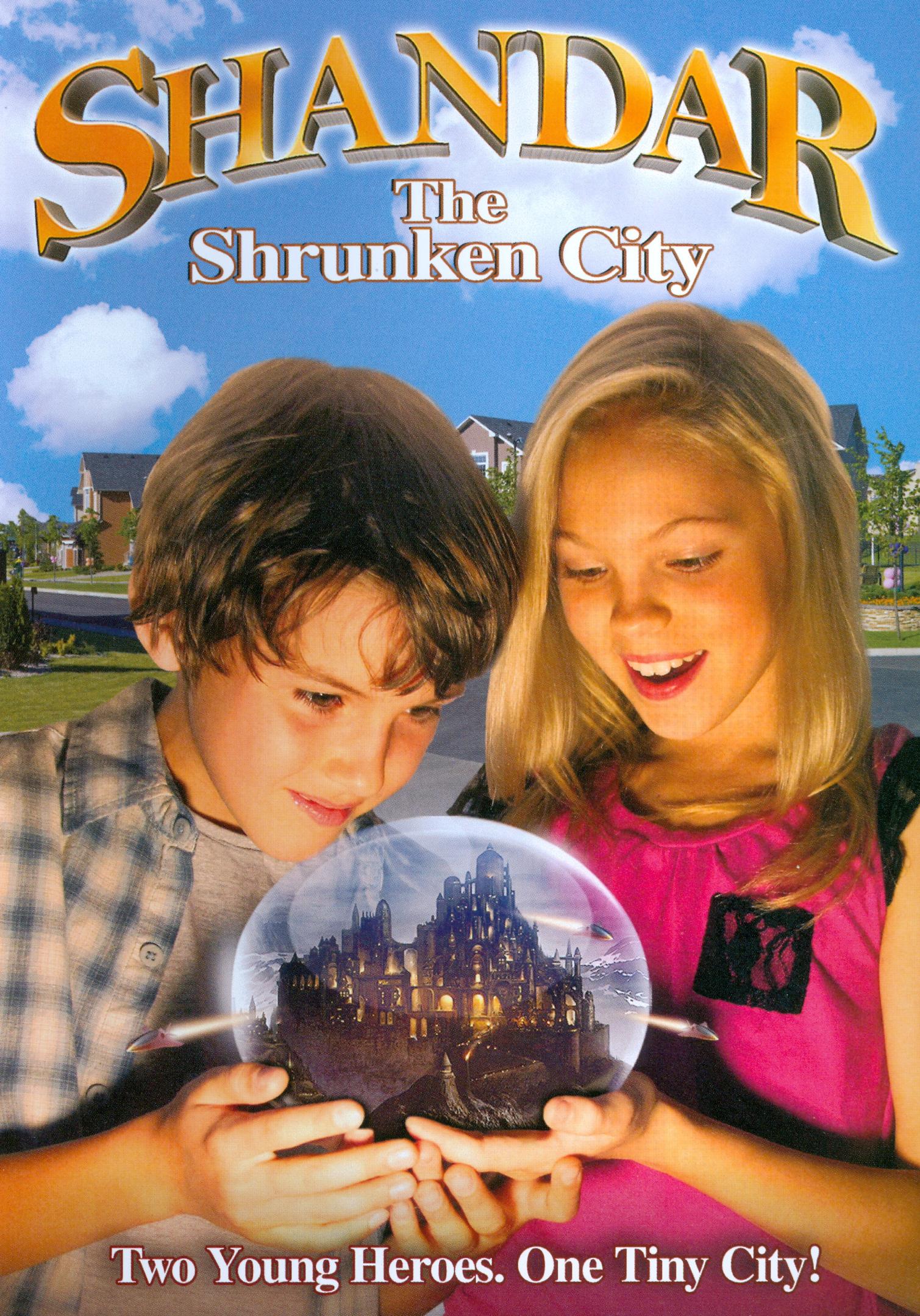 Shandar: The Shrunken City (dvd) 20233174