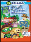 Super Why: Around The World Adventure (DVD)