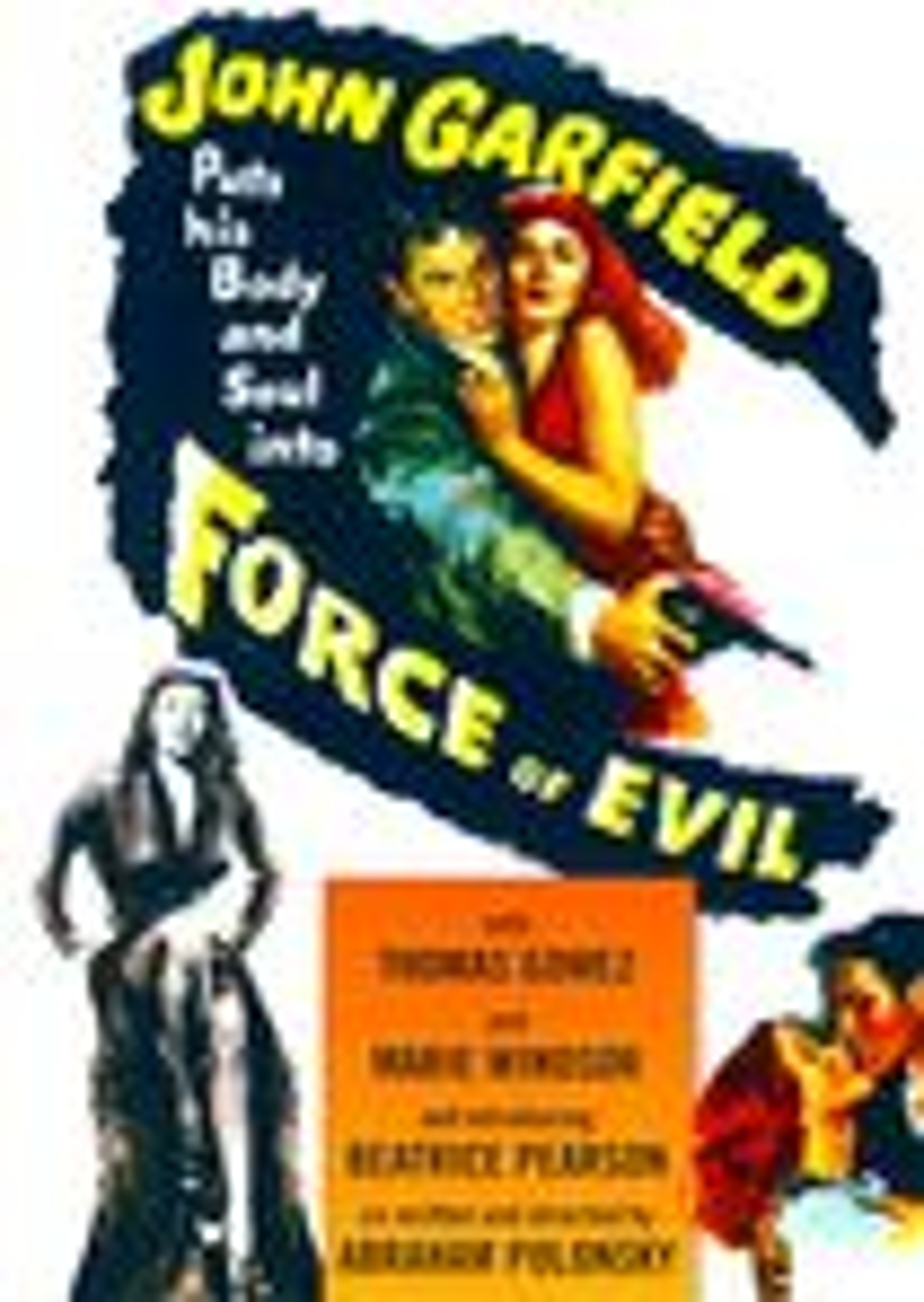 Force Of Evil (dvd) 20240368