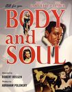 Body And Soul [blu-ray] 20240868