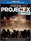 Project X (Blu-ray Disc) (2 Disc) (Ultraviolet Digital Copy) 2012