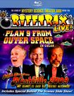 Rifftrax Live!: Plan 9 From Outer Space In Color [blu-ray] 20275127