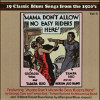 19 Classic Blues Songs From the 1920's, Vol.... - Various - CD