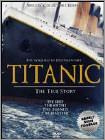 Titanic: The True Story (DVD) (Eng) 2012