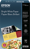 Epson - Multipurpose 11x17 Ream Paper - Bright White