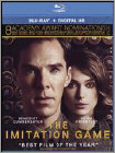 The Imitation Game (Blu-ray)(UV Digital Copy)