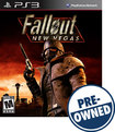 Fallout New Vegas — PRE-OWNED - PlayStation 3