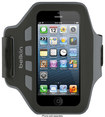 Belkin - Ease-fit Armband For Apple Iphone 5 And 5s - Black